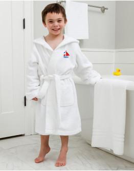 Дитячий махровий халат Classic