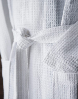 Вафельний халат